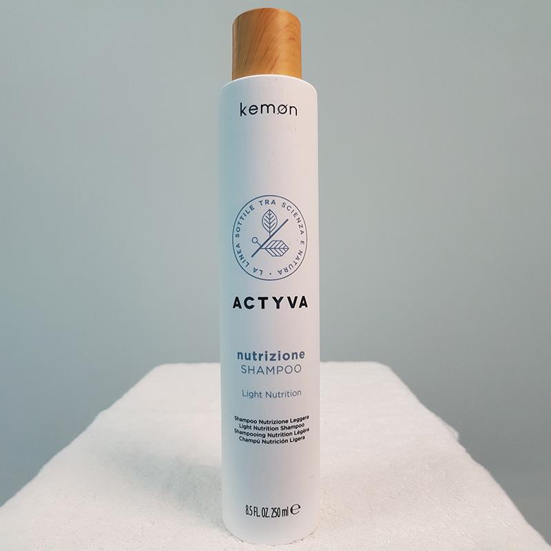 Actyva Nutrizone Light Shampoo 250ml