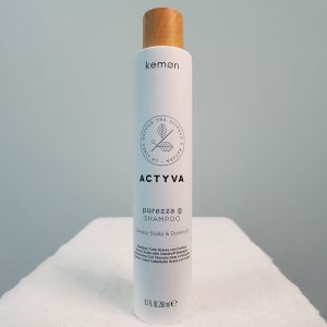 Actyva Purezza G Greasy & Dandruff Shampoo 250ml