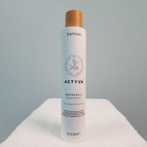 Actyva Purezza S Dry Scalp & Dandruff Shampoo 250ml
